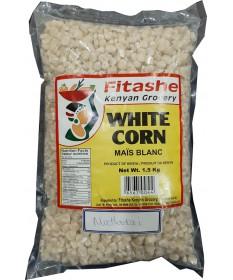Kamba White Corn - Muthokoi